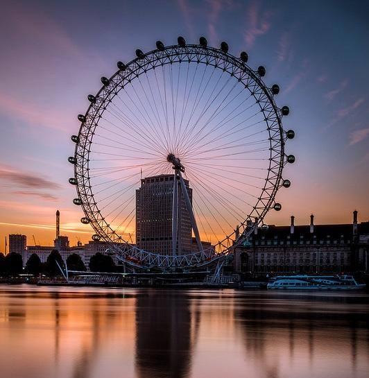 Londýn, Portsmouth, Hastings a Brighton svýukou