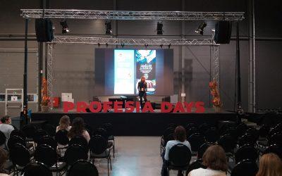9.ročník festivalu pracovních příležitostí Profesia Days Praha
