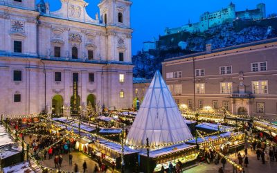 Pestrý týden | 1-denní zájezd do Salzburgu 18.12.2019