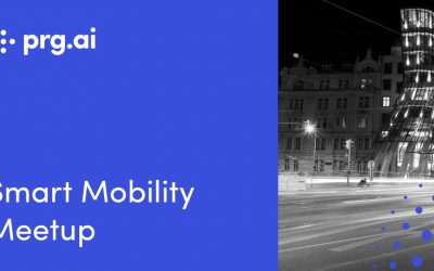 prg.ai Smart Mobility Meetup