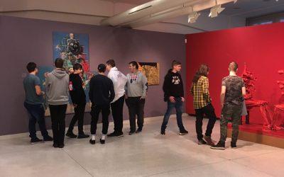 I1.A vNárodní galerii | Pestrý týden