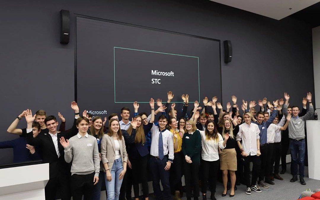 Naše Barbora Hrušková se probojovala do programu Microsoft Studentské Trenérské Centrum!